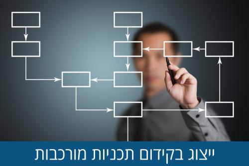 ייצוג בקידום תכניות מורכבות
